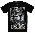 Black Timber Storm Trooper T-Shirt
