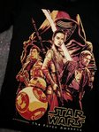 Black Timber Force Awakens T-Shirt