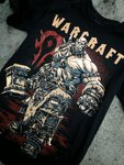 Black Timber Warcraft T-Shirt