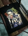 Black Timber Suicide Joker T-Shirt