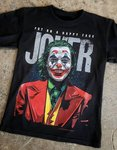 Black Timber Joker T-Shirt