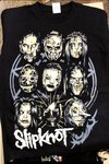 Black Timber Slipknot T-Shirt