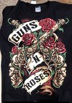 Black Timber Guns N' Roses T-Shirt