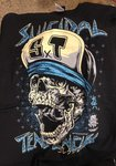 Black Timber Suicidal Tendencies T-Shirt