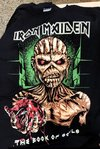 Black Timber Iron Maiden T-Shirt