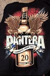 Black Timber Pantera Cowboys from Hell T-Shirt