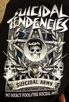 Black Timber Suicidal Tendencies #2 T-Shirt