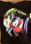 Black Timber Joker #2 T-Shirt