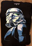 Black Timber Storm Trooper #2 T-Shirt