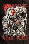 Black Timber Five Finger Death Punch T-Shirt