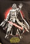Black Timber Darth Vader #3 T-Shirt