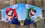 BT Super Mario Bros Mask